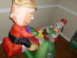 peanuts airblown inflatables 51 best snoopy peanuts ebay images on peanuts