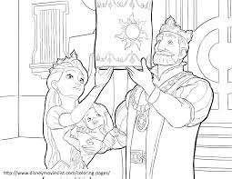 100 disney rapunzel coloring pages the elegant disney ariel