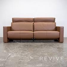 sofa relaxfunktion elektrisch fsm moto leder sofa haselnuss braun dreisitzer elektrisch