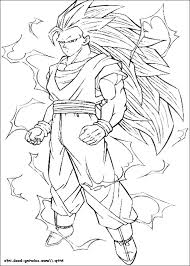 coolest dragon ball coloring pages print http coloring
