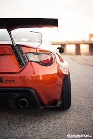 rocket bunny rx7 stay crushing rocket bunny tra kyoto scion fr s future car