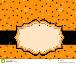 Halloween Polka Background Stock Images Image 24936694