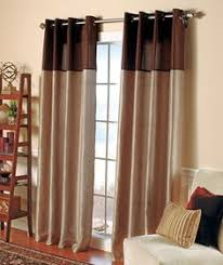 2 Tone Curtains Two Tone Curtain Images Search Windows Pinterest