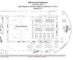 expo floor plan hall layout u2013 dsa conference