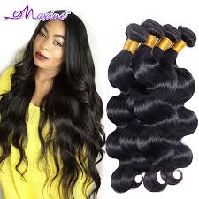 aliexpress com buy peruvian virgin hair body wave 4 bundle deal