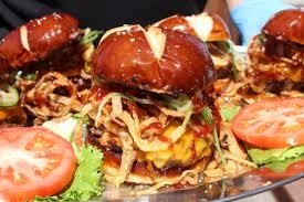 nj man wins new york bull burger battle trip to world food