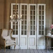 Salvaged French Doors - the paris apartment u2013 love these salvaged french doors curtains