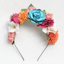 headband comprar feather carnival festival floral dress by zedhead on etsy