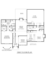floor plan of monticello houseplans biz house plan 2727 a the fairfield a
