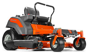 husqvarna zero turn mowers z254