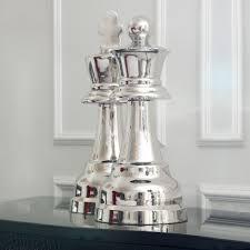 large decorative chess piece set juliettes interiors chelsea