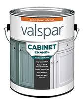 Valspar Cabinet Enamel - Enamel kitchen cabinets