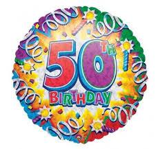 50th birthday flowers and balloons 50th birthday balloon flower city florist brighton warren road