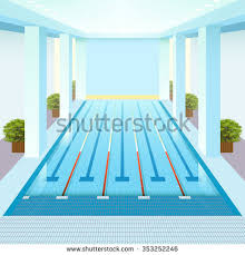 Inside Swimming Pool Olympic Swimming Pool Stock Images Royalty Free Images U0026 Vectors