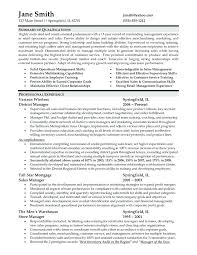 resume summary of qualifications for a cna skill summary for resume