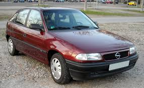 opel old 1995 opel astra specs and photos strongauto
