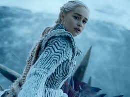 game of thrones u0027 costume designer on meaning behind daenerys u0027 new