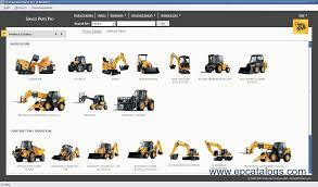 jcb service parts pro 2012 spare parts catalog heavy technics