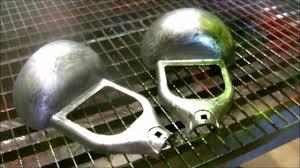 Peinture Effet Aluminium by Peinture Effet Cristaliseur Sur Hoverboard Par Stardust Youtube