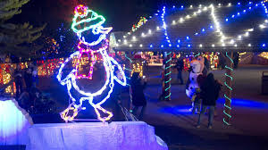 Stoneham Zoo Lights by 100 Christmas Lights At The Zoo Cbus52 Columbus In A Year