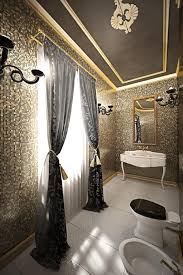Black Sparkle Floor Tiles For Bathrooms 42 Jaw Dropping Bathrooms By Top Designers Worldwide Photos