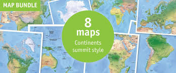 map of continents buy vector maps continents shaded relief discount 74
