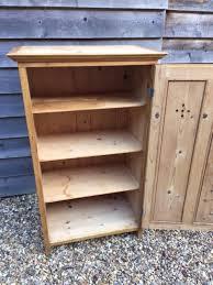small antique pine larder cupboard in furniture u0026 boxes