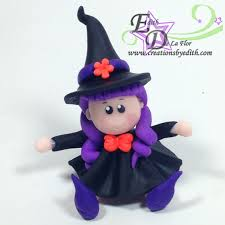how to make a witch for halloween cupcakes or favors como hacer