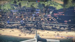 Normandy Map Grass And Terrain Is Not Displayed Around The Tank On