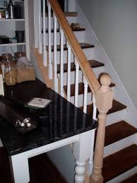 i bought the house grew up in meanwhile at manse front staircase