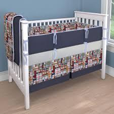 Woodland Nursery Bedding Set by Crib Bedding Plaid Boy Creative Ideas Of Baby Cribs