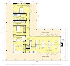 casa tipo l de dos dormitorios planos casas pinterest house