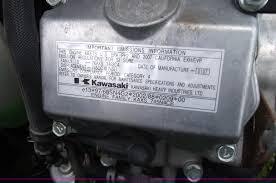 2007 john deere 777 ztrak zero turn mower item 5432 sold