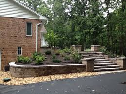 retaining wall options for steep embankments greensward llc