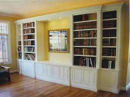 awesome floor to ceiling bookcase plans 16 floor to ceiling built