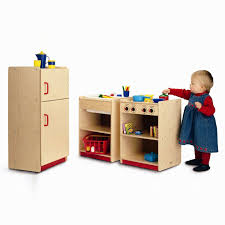 Furniture Kitchen Set Toddler Play Kitchen Set By Whitney Brothers Yliving