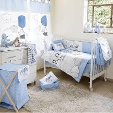 winnie the pooh crib bedding pink blue play comforter clic sheets