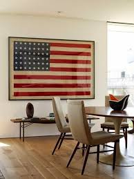 american flag home decor new uses for old things the american flag is the consummate home