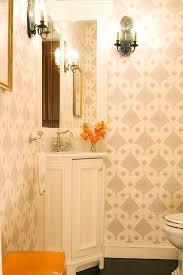 Corner Mirror Bathroom by Best 25 Corner Vanity Ideas On Pinterest Corner Makeup Vanity