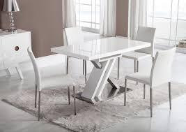 table cuisine pied central amazing tv pour cuisine 6 acheter votre table moderne