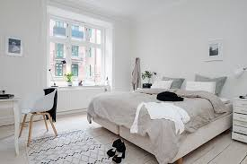 Bedroom Design In Scandinavian Style - Scandinavian design bedroom furniture