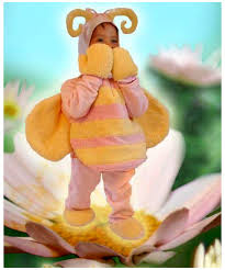 Bumble Bee Baby Halloween Costumes Pastel Baby Bee Costume Infant Toddler Costume Halloween