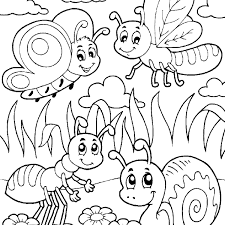 coloring pages insects bugs free bug coloring pages insects coloring page 22 to print or