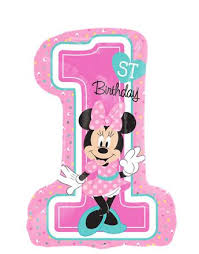 minnie mouse 1st birthday party supplies party delights