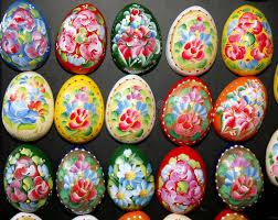 easter eggs sale easter eggs as fridge magnets editorial stock photo image 68624378