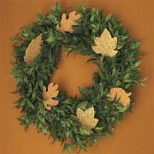 Design Your Home By Yourself Simple Christmas Wreath Designs