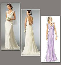 vogue wedding dress patterns vogue wedding dress sewing patterns ebay