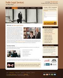 lawyer web template by nimeria on deviantart