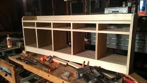 build garage storage loft plans diy free download roubo bench