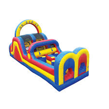 inflatable obstacle courses usa made commercial inflatables